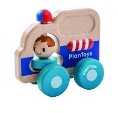 Plan Toys pomoc drogowa