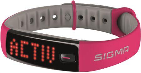 Sigma merilnik aktivnosti Activo, roza