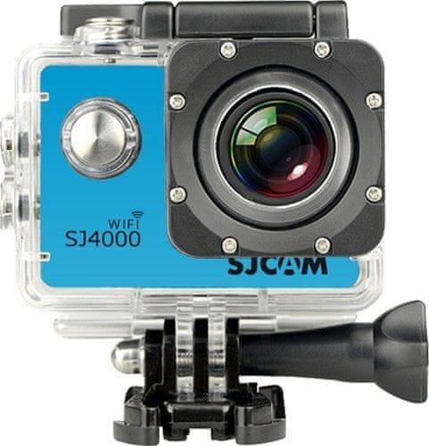 SJCAM SJ4000 Wi-Fi Blue