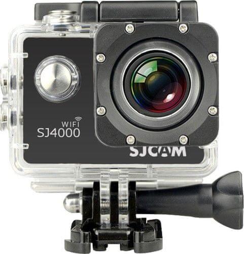 SJCAM SJ4000 Wi-Fi Black