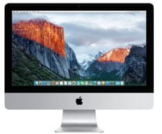 "Apple AiO računalnik iMac 21.5"" DC i5 1.6GHz/8GB/1TB/Intel HD Graphics 6000/SLO KB"