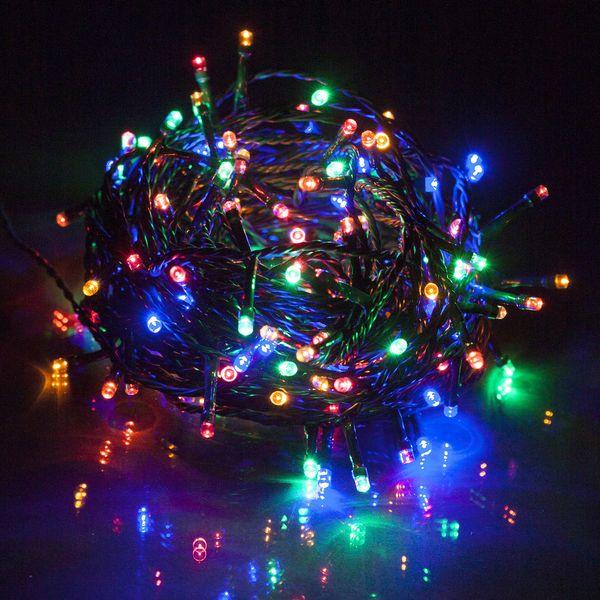 Retlux Vánoční LED řetěz 60 LED 6 m barevný