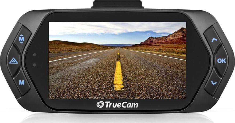 TrueCam A5s - použité