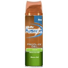 Gillette Fusion ProGlide Cooling gel 200 ml