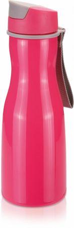 Tescoma Láhev na nápoje PURITY 0,7 l růžová