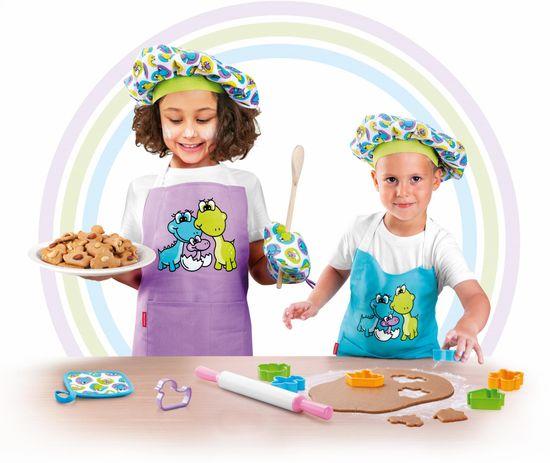 Tescoma Dětská kuchařská souprava DINO