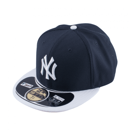 New Era DIAMOND ERA NEW YORK YANKEES HM 58,7 cm szürke / kék