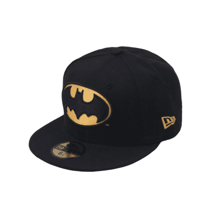 New Era CHARACTER BASIC BATMAN BLACK/YELLOW 56,8 cm fekete/sárga