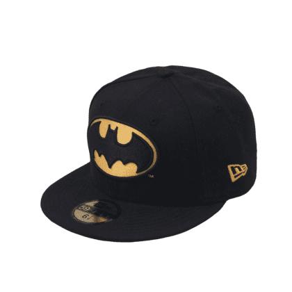New Era CHARACTER BASIC BATMAN BLACK/YELLOW 54,9 cm fekete/sárga