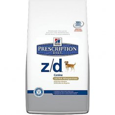 Hill's Prescription Diet z/d Ultra Allergen Free Canine 3 kg