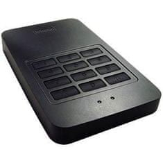 Intenso zunanji prenosni disk 1TB, črn, USB 3.0 (6029562)