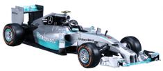 Maisto Mercedes AMG  F1 M Rosberg Távirányítós jártékautó