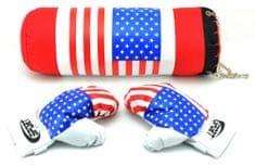 Teddies Boxzsák és boxkesztyű