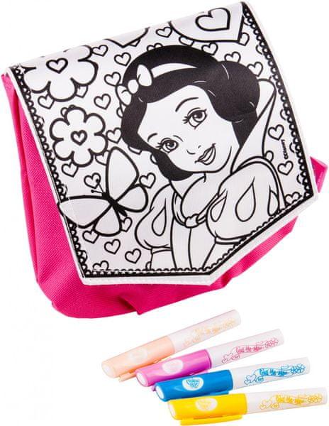 Color Me Mine Malá kabelka Disney Princess