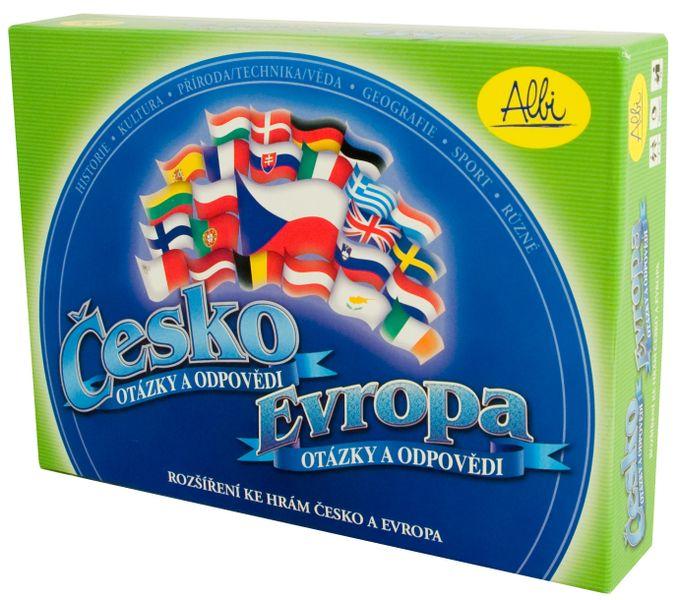 Albi Česko / Evropa - rozšíření