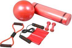 Acra Fitness sada - 6 dielov