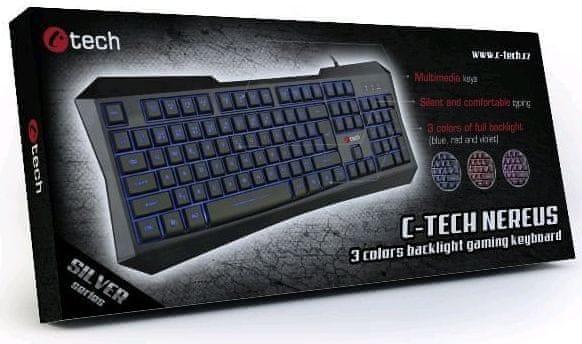 C-Tech Nereus CZ/SK (GKB-13)