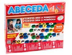 Seva Mozaika Maxi Abeceda, 110 ks