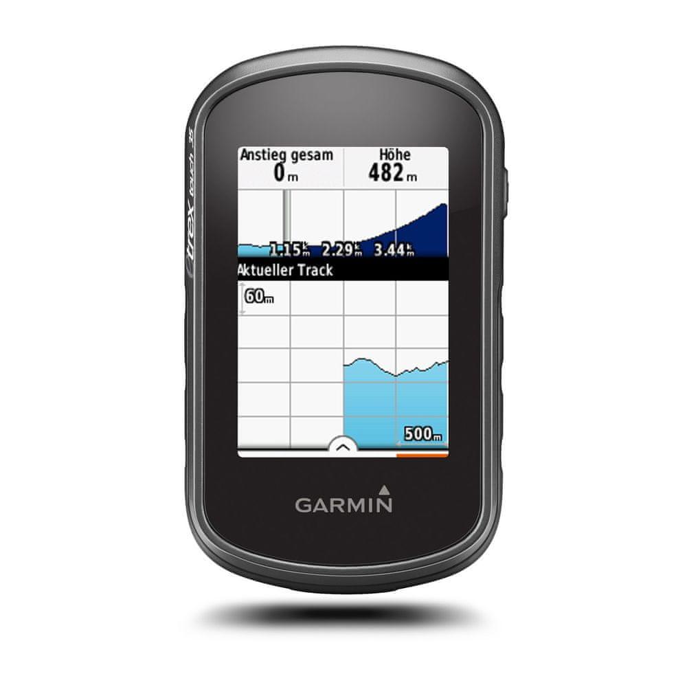 Garmin eTrex Touch 35, Eastern Europe 46