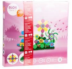 Seva Stavebnice Blok Flora 1 126ks