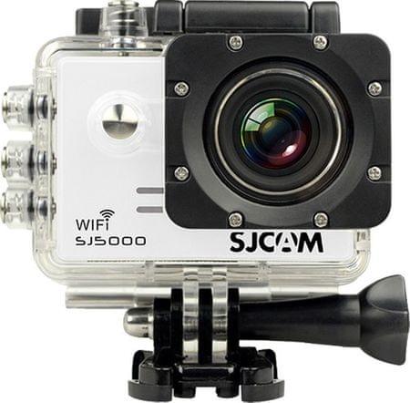SJCAM SJ5000 WiFi Akciókamera, Fehér