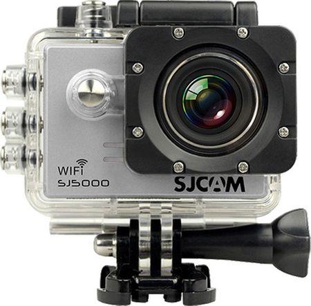 SJCAM SJ5000 WiFi Akciókamera, Ezüst