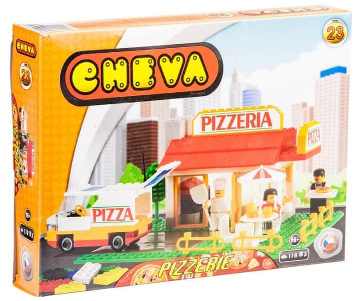 Cheva Stavebnice 23 Pizérie