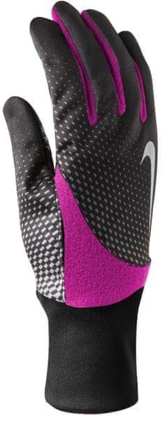 Nike Women's Element Thermal 2.0 Run Gloves Black/Vivid Pink S