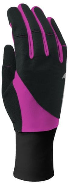 Nike Women's Storm Fit 2.0 Run Gloves Black/Hyper Pink S