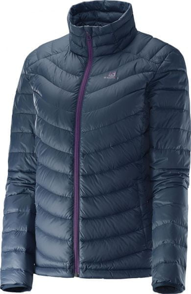 Salomon Halo Down Jacket II W Big Blue L