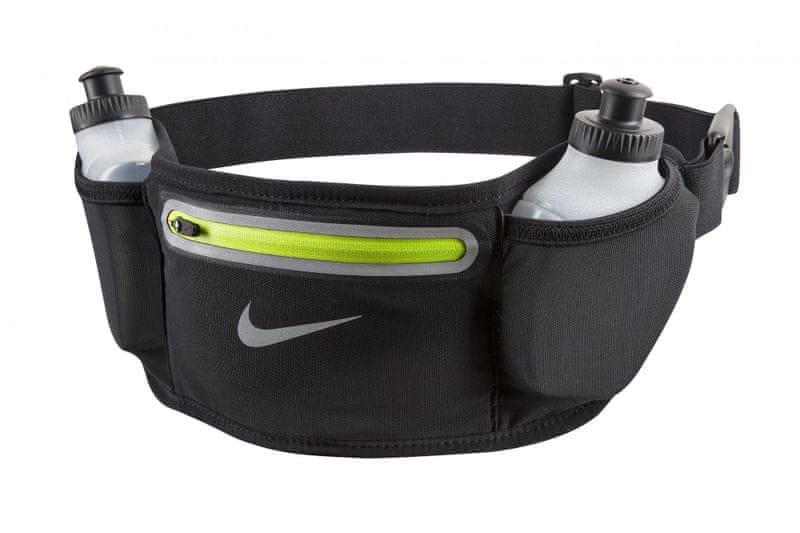 Nike Lean 2 Bottle Waistpack Black/Volt Unisex