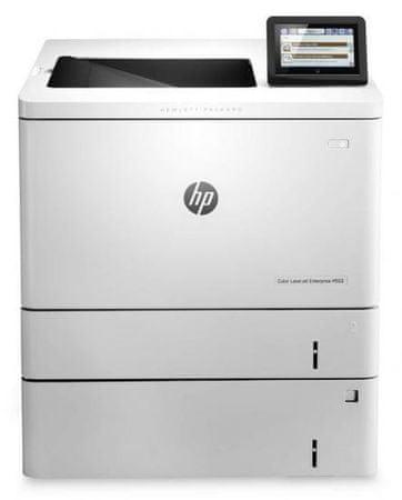 HP večfunkcijska naprava Color LaserJet M553x