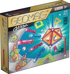 Geomag Glitter Mágneses építőkészlet, 44 db (20GMG00532)