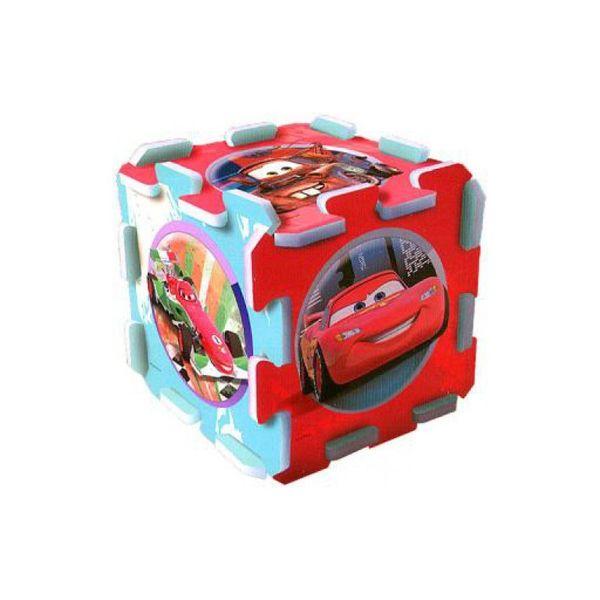 Trefl Pěnové puzzle Cars 8 ks