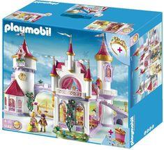 Playmobil 5142 Hercegkisasszony kastélya