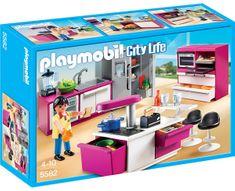 Playmobil 5582 Egyedi, design konyha