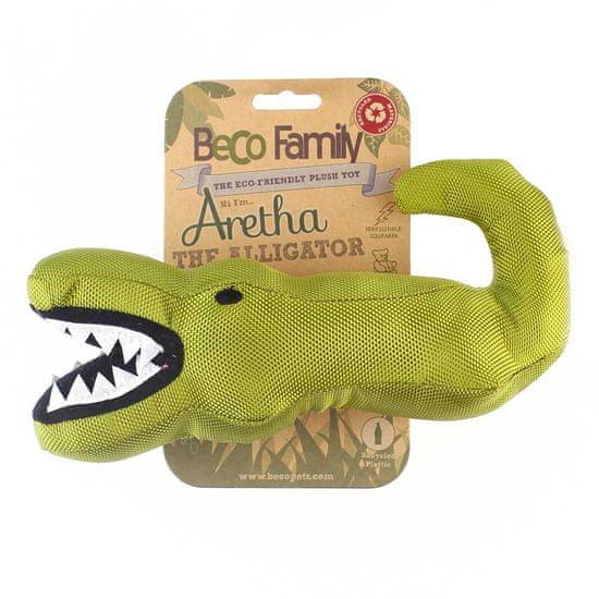 Beco Plush Toy Alligator