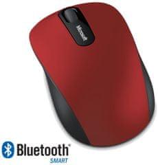 Microsoft Bluetooth Mobile Mouse 3600, tmavě červená (PN7-00014)