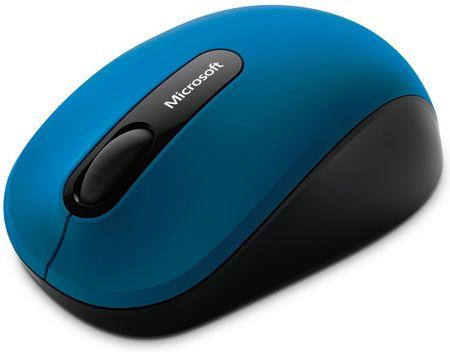 Microsoft Bluetooth Mobile Mouse 3600, modrá (PN7-00024)