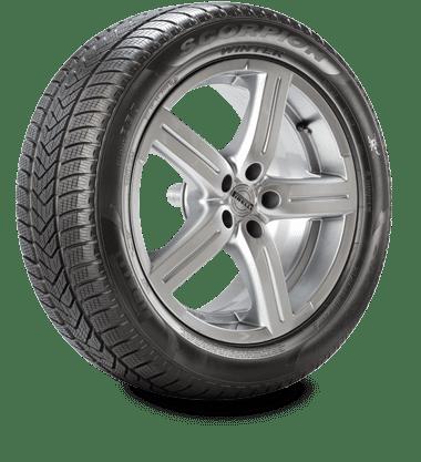 Pirelli SCORPION WINTER XL 235/60 R18 107H Crossover téli gumiabroncs