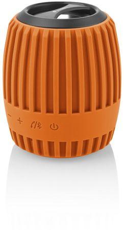 GoGEN głośnik bezprzewodowy BS 022, pomarańczowy
