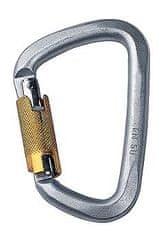 Singing Rock D karabina ocel triple lock