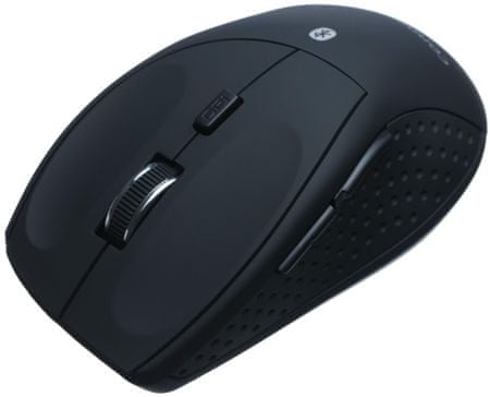 Connect IT CI-201 laserowa mysz bezprzewodowa, czarna MB2000