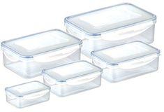 Tescoma 5 - delni set pravokotnih posod Freshbox