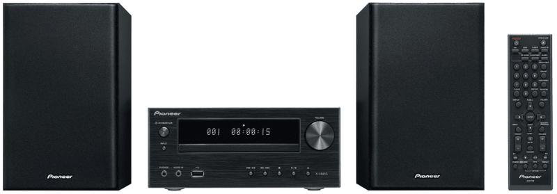 Pioneer X-HM15-K, černá