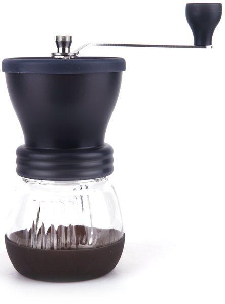 Ceramic Blade Ruční mlýnek na kávu černý