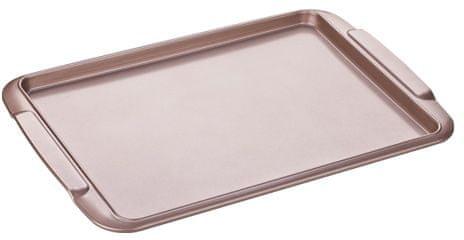 Tescoma Plech na pečení DELÍCIA GOLD 43x27 cm - rozbaleno