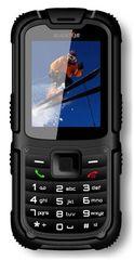 Aligator telefon komórkowy R11 eXtremo, czarny