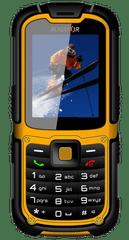 Aligator R11 eXtremo, černý-žlutý - II. jakost