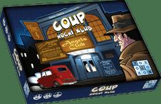 REXhry Coup: Nočný klub